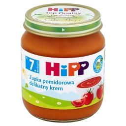 BIO Zupka pomidorowa delikatny krem po 7. miesiącu