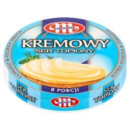 Ser topiony kremowy  (8 sztuk)