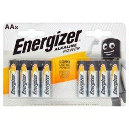 Alkaline Power AA-LR6 1,5 V Baterie alkaliczne 8 szt...