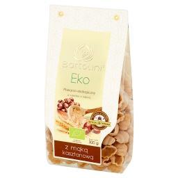 Eko Makaron ekologiczny z mąką kasztanową muszla nr 1