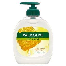 Naturals Milk & Honey (Mleko i Miód) Kremowe mydło w...