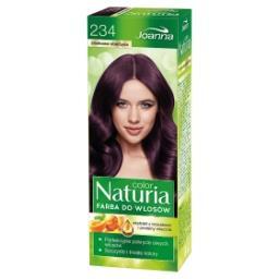 Naturia color Farba do włosów śliwkowa oberżyna 234