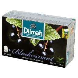 Cejlońska czarna herbata z aromatem czarnej porzeczk...