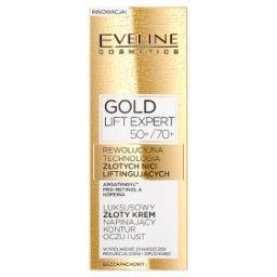 GOLD LIFT EXPERT Luksusowy złoty krem napinający kon...