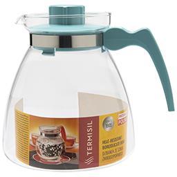Dzbanek do herbaty szklany 2,1 l
