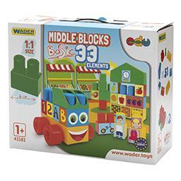 Klocki Middle Blocks