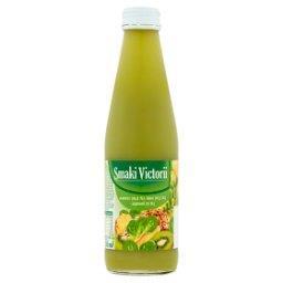 Napój owocowo-warzywny ananas kiwi szpinak