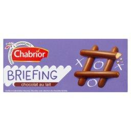 Briefing Ciastka w czekoladzie mlecznej