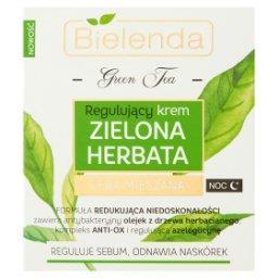 Zielona Herbata Regulujący krem na noc