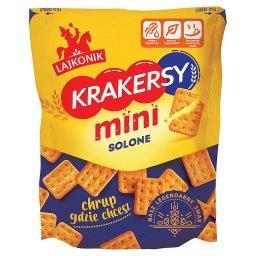 Krakersy mini solone 100 g