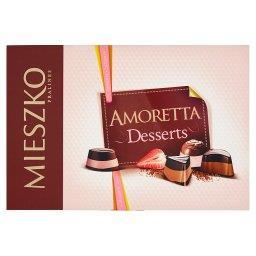 Amoretta Desserts Praliny w czekoladzie