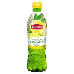 Ice Tea Green Matcha Yuzu Lime Napój niegazowany