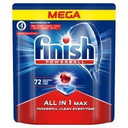 All in 1 Tabletki do mycia naczyń w zmywarce 1152 g ...