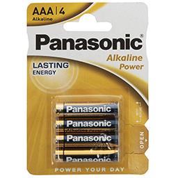 Baterie alkaliczne AAA LR03 Blister 4 sztuki