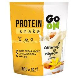 Go On Shake proteinowy o smaku karmelowo-waniliowym