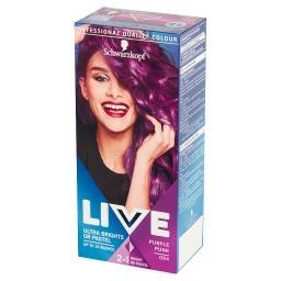 Live Ultra Brights or Pastel Farba do włosów Purple ...