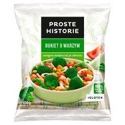 Bukiet 9 warzyw 450 g