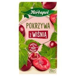 Herbatka ziołowo-owocowa pokrzywa z wiśnią 30 g (20 ...