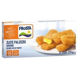 Złote paluszki serowe 270 g (10 sztuk)