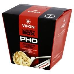 Lunch Box Pho Danie błyskawiczne z kluskami ryżowymi łagodne