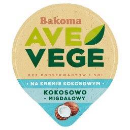 Ave Vege Deser na kremie kokosowym kokosowo-migdałow...