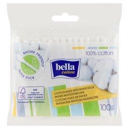 Cotton Papierowe patyczki higieniczne 100 sztuk