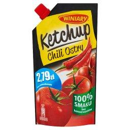 Ketchup chili ostry