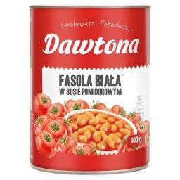 Fasola biała w sosie pomidorowym 400 g