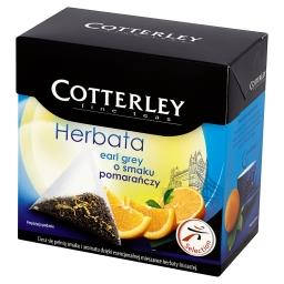 Herbata earl grey o smaku pomarańczy