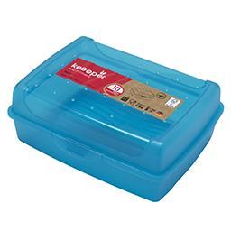 Pojemnik click-box midi luca 1 l niebieski (transpar...