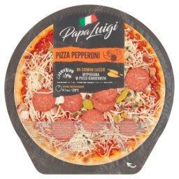 Papa Luigi Pizza pepperoni