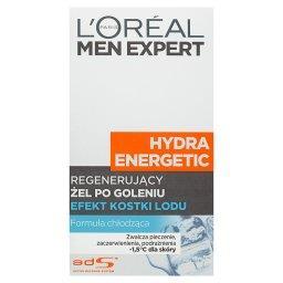 Men Expert Hydra Energetic Regenerujący żel po golen...