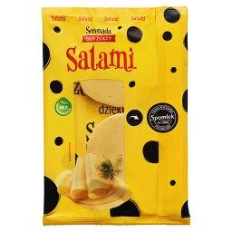 Ser żółty Salami
