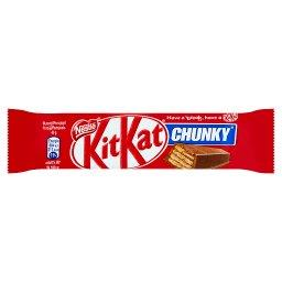 Chunky Paluszek waflowy w mlecznej czekoladzie 40 g