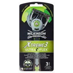 Xtreme3 Ultra Flex Jednorazowe maszynki do golenia 3...