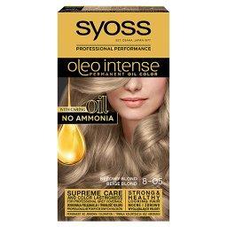 Oleo Intense Farba do włosów beżowy blond 8-05