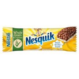 Nesquik Śniadaniowy baton zbożowy