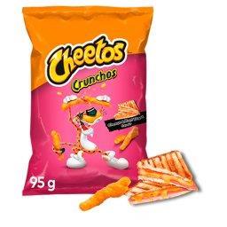 Crunchos Chrupki kukurydziane o smaku tosta serowego...