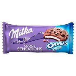 Cookie Sensations Ciastka kakaowe z kawałkami czekol...