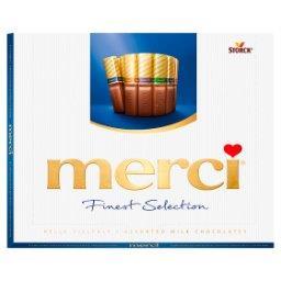 Finest Selection Kolekcja czekoladek mlecznych