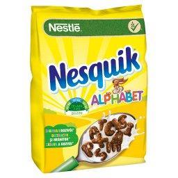 Nesquik Alphabet Płatki śniadaniowe
