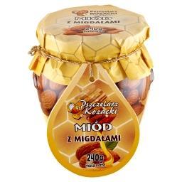 Miód z migdałami 240 g