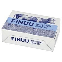 Masło fińskie solone