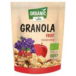 Organic Granola owocowa