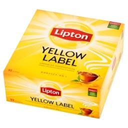 Yellow Label Herbata czarna  (92 torebki)