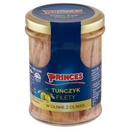 Tuńczyk filety w oliwie z oliwek 185 g
