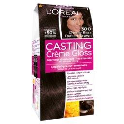 Casting Creme Gloss Farba do włosów 300 ciemny brąz