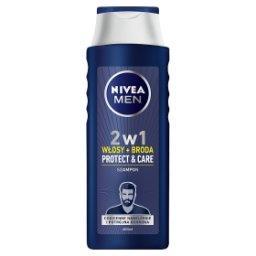 MEN Protect & Care Szampon do włosów i brody