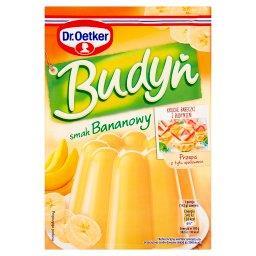 Budyń smak bananowy
