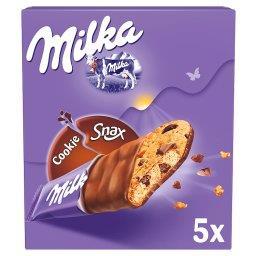 Cookie Snax Ciastko z kawałkami czekolady 137,5 g